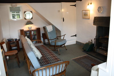 Wistaria Cottage Lounge
